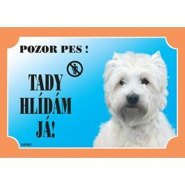 Tabulka DAFIKO west highland white terrier