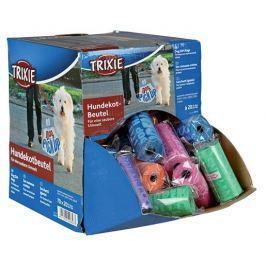 Sáčky náhradní na psí výkaly Trixie mix barev
