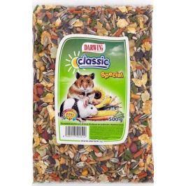 Darwin´s CLASSIC  pro drobné hlodavce - happy mix 500ml