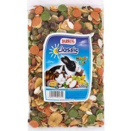 Darwin´s CLASSIC  pro morčata a králíky - happy mix 500g