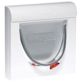 Staywell Dvířka plast. bílá magnetická