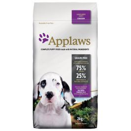 Krmivo Applaws Dry Dog Chicken Large Breed Puppy 2kg