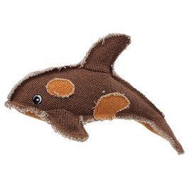 Hračka Dog Fantasy Textile Delfín