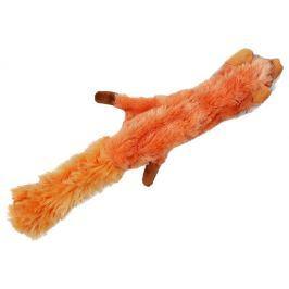 Hračka Dog Fantasy Skinneeez liška 35cm