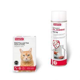 Antiparazitní DIAZ balíček pro kočky