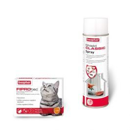 Antiparazitní Fiprotec baliček pro kočky
