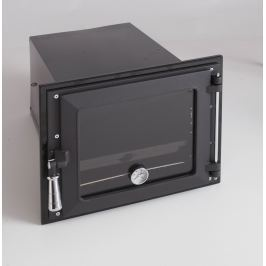 KVS MORAVIA Trouba na pečení VSP 8111 vestavěná - chromovaná držadla