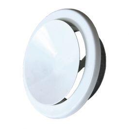 AMSTAL Ventilační talíř výfukový 200 mm bílá