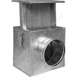 HS FLAMINGO Filtr k ventilátoru160mm
