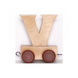 Vagónek V, hnědá kolečka