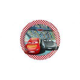 PROCOS Talíř papírový dia 19,5 cm 8KS Cars 3