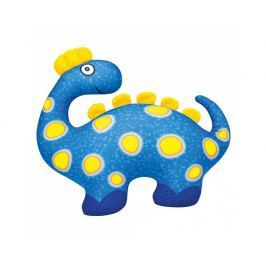 Dinosaurus modrý 33x28cm