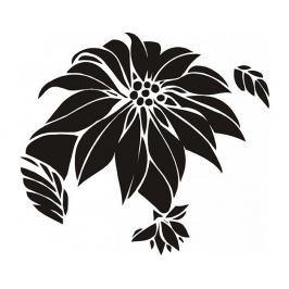 Samolepící dekorace Květ 2