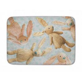 Dětský koberec Ultra Soft Králík modrý