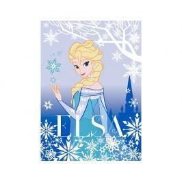 Dětský koberec Frozen Elsa 02