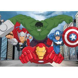 Dětský koberec Avengers 02 City
