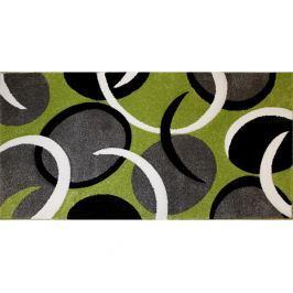 Kusový koberec Rumba 0999A, zelený