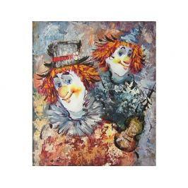 Obraz - Dva klauni