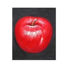 Obraz - Červené jablko