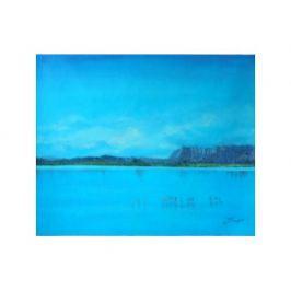 Obraz - Hory u moře