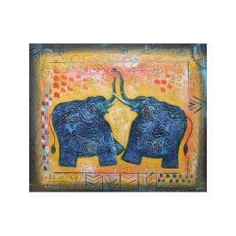 Obraz - Dva sloni Obrazy