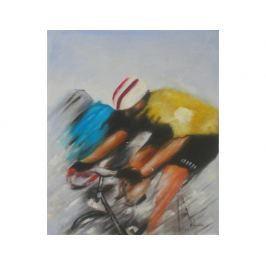 Obraz - Cyklista Obrazy