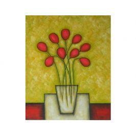Obraz - Červené kuličky