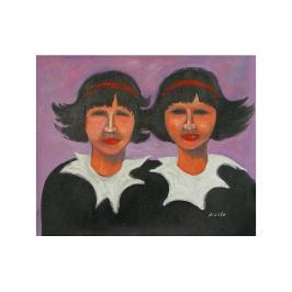 Obraz - Dvojčata Obrazy