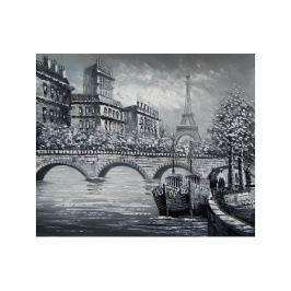 Obraz - Most před věží