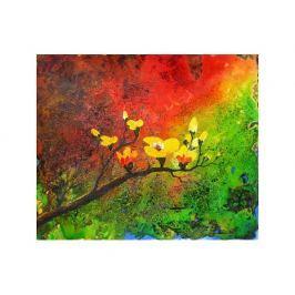 Obraz - Žlutá větvička