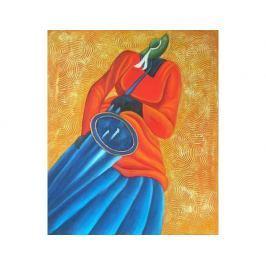 Obraz - Člověk s nádobou