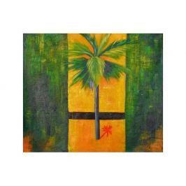 Obraz - Palma v záři slunce