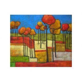 Obraz - Háj stromů
