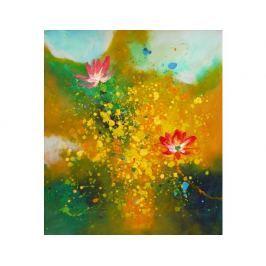 Obraz - Květy v barvách