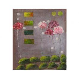 Obraz - Květy v bocháncích