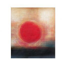 Obraz - Rudé slunce