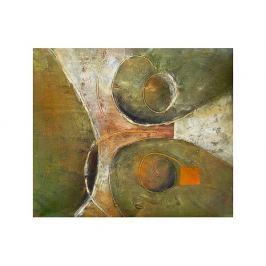 Obraz - Zelené ovály
