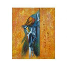 Obraz - Žena ze zadu