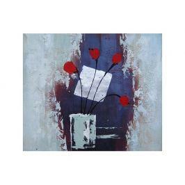 Obraz - Smutné květy