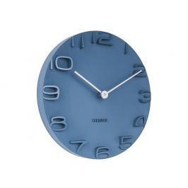 Designové nástěnné hodiny 5311BL Karlsson 42cm