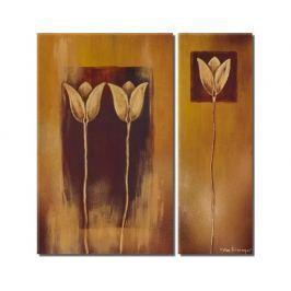 Obrazový set - Tři květy