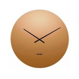 Designové nástěnné hodiny 5668CO Karlsson 40cm