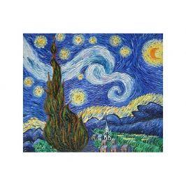 Obraz - Hvězdná noc II