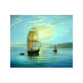 Obraz - Plachetnice na moři 9