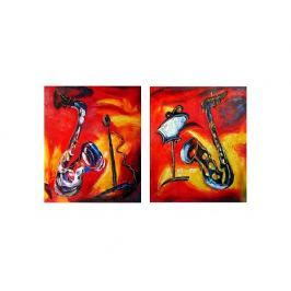 Obrazy - Saxofóny
