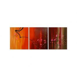 Obrazový set - Větev v ohni