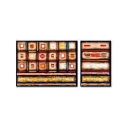 Obrazový set - Hravá symetrie