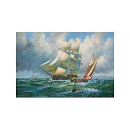 Obraz - Plachetnice na moři 3