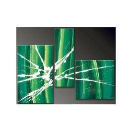 Vícedílné obrazy - V trávě