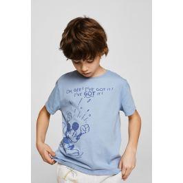 Mango Kids - Dětské tričko Got 110-164 cm